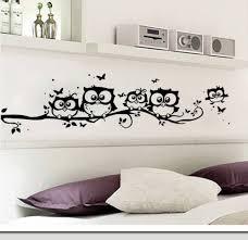 owl wall sticker wholesale