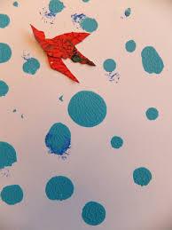 red bird blue rain art is medicine