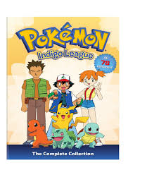 amazon com pokemon season 1 indigo league the complete