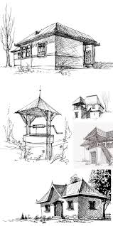 91 best sketch images on pinterest architecture drawing and