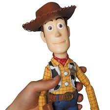 medicom release replica woody toy story u0027s 20th