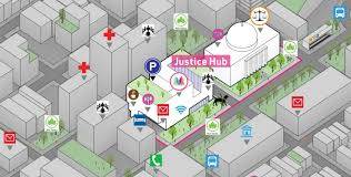 Kbcc Map The Fortune Society Building People Not Prisons