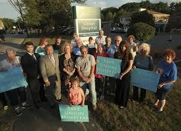 partners to close union hospital in lynn the boston globe