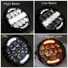 round led lights for jeep 7 jeep wrangler honeycomb led headlights for jk tj lj cj ralu led