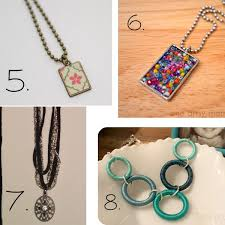 make necklace pendant images 24 easy diy necklace ideas jpg