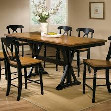 bar height dining room table sets the normal counter height dining tables thedigitalhandshake furniture