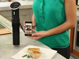 Wifi Cooker by App Powered Precision Cooker Promises Gourmet Techniques With The