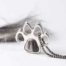 sterling silver pet ashes jewelry pet memorial pendant pet