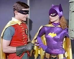 1960s Halloween Costume 1960 U0027s Batman Tv Show Batgirl Costume Patch