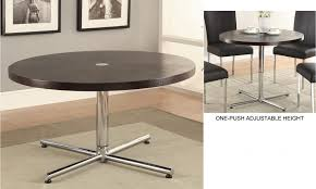 Dining Tables  Coffee Table To Dining Table Uk Adjustable Height - Adjustable height kitchen table