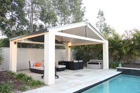Flat Roof Pergola Plans by Patios Styles Solarspan U0027s Insulated Roofing Can Be Used In A