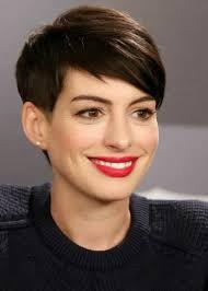 Kurze Haare Bilder by Hathaway Kurze Haare Und Rote Lippenstift Undercut Frisuren