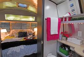 Rv Modern Interior Peek Inside Our Airstream Just 5 More Minutes
