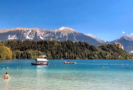 slovenia lake lake bled in slovenia gorenjska slovenian alps