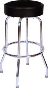 30 Inch Bar Stool Budget Bar Stools 0 1950blk Swivel Bar Stool With Chrome Frame