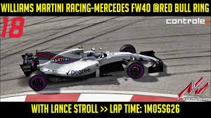 martini racing ferrari assetto corsa williams martini racing mercedes fw40 red bull