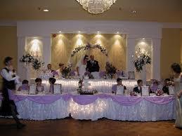 head table decoration ideas 5 head table wedding decoration ideas