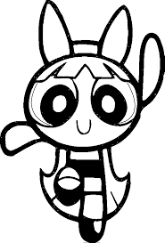 homely idea powerpuff girls coloring pages 8 contemporary