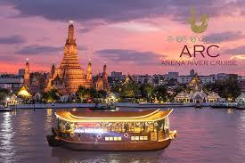 arc arena river cruise indian dinner cruise chao praya cruise