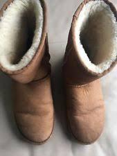 s ugg australia nubuck boots ugg australia nubuck espresso sheepskin boot