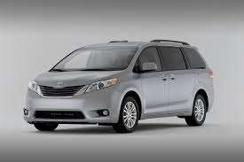toyota 2014 2014 toyota sienna recalled for potential rollaway issue
