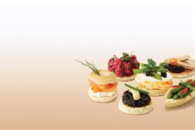 canape de luxe deluxe catering product categories canapes