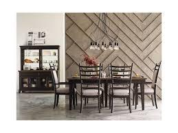 kincaid furniture plank road rankin rectangular solid wood table