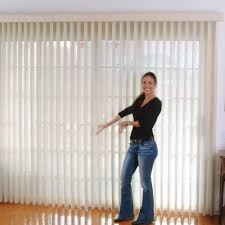 Best Blinds For Sliding Windows Ideas Vertical Sheer Shades From Blinds Com Now In New Colors Glass