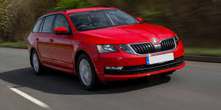 red velvet bentley skoda octavia estate review carwow
