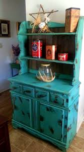rustic kitchen buffet come with china design and iron knob design
