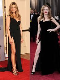 jennifer aniston leg angelina jolie leg split p 2012 hollywood