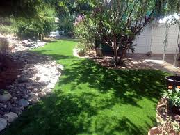 California Landscaping Ideas Fake Turf Fields Landing California Landscape Ideas Small Front