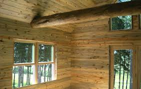 photo gallery the rustic beauty of knotty pine paneling eastern