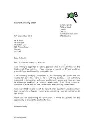 cover letter job sample cover letter accounting job cover letter
