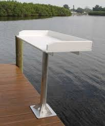 Dock Builders Supply Fish Cleaning Tables - Fish cleaning table design