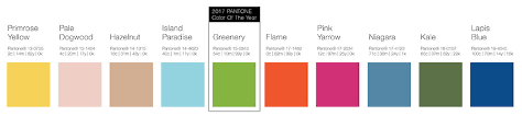 spring 2017 pantone spring 2017 color trends and combinations primoprint blog