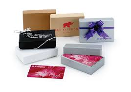 gift card boxes we add color to your packaging