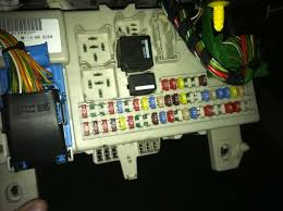2007 ford focus fuse box layout 2007 focus fuses passionford ford focus rs forum