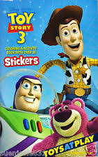 disney pixar toy story sticker book coloring activity 30