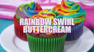 rainbow swirl buttercream frosting the bewitchin u0027 kitchen