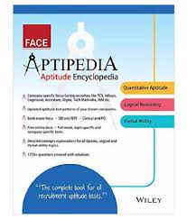aptipedia aptitude encyclopedia buy aptipedia aptitude