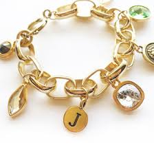 personalized gold bracelets personalized gold silver charm bracelet jocelyn drye designs
