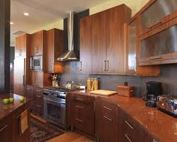 Crystal Kitchen Cabinets Crystal Cabinets Kitchen Contemporary With Panel Refrigerator Gas