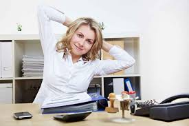 Neck Exercises At Desk Top 5 Stretches For Sedentary Workers Getfit Withwanitha