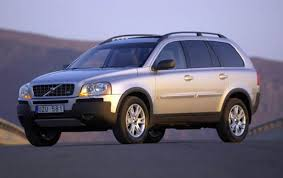 volvo xl 90 2005 volvo xc90 information and photos zombiedrive