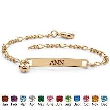 personalized gold bracelets bracelets birthstone bracelets top sellers save up to 73