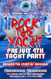 Chicago Hop On Hop Off Map by Rock The Yacht Pre July 4th Yacht Party Aboard The Spirit Of