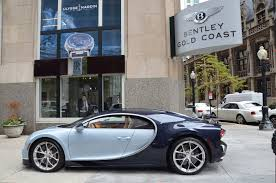 2017 Bugatti Chiron Now Taking Orders Stock Gc Chiron