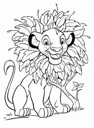 coloring pages excellent simba coloring pages simba