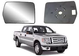 ford f150 replacement mirror fit system 80194 passenger side replacement mirror glass for 2004